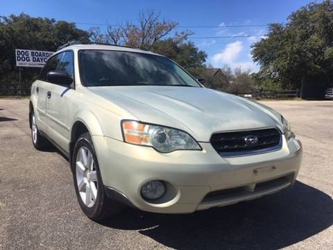 2007 Subaru Outback for sale at Hi-Tech Automotive - Oak Hill in Austin TX
