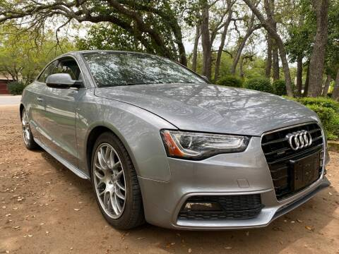 2015 Audi A5 for sale at Hi-Tech Automotive - Congress in Austin TX