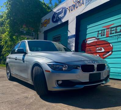 2015 BMW 3 Series for sale at Hi-Tech Automotive - Congress in Austin TX