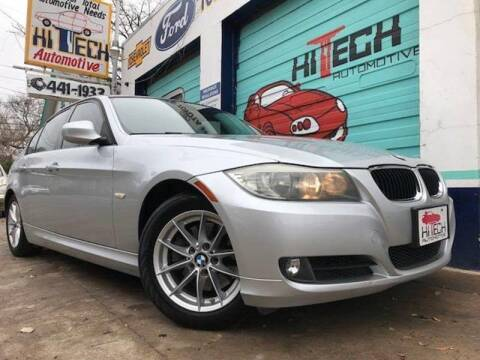 2010 BMW 3 Series for sale at Hi-Tech Automotive - Kyle in Kyle TX