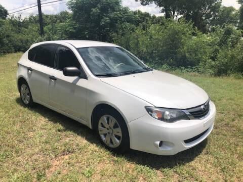 2008 Subaru Impreza for sale at Hi-Tech Automotive - Oak Hill in Austin TX