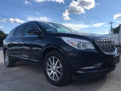 2015 Buick Enclave for sale at Hi-Tech Automotive - Oak Hill in Austin TX