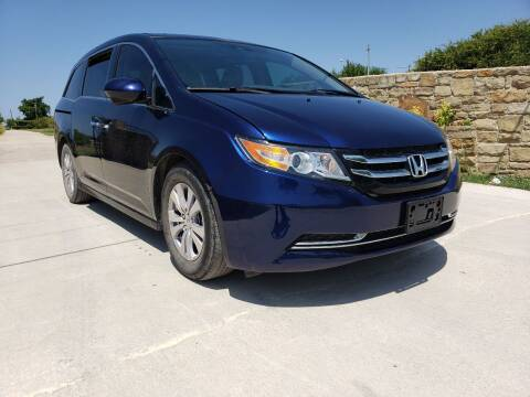 2016 Honda Odyssey for sale at Hi-Tech Automotive - Kyle in Kyle TX