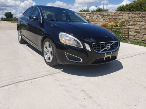 2012 Volvo S60 for sale at Hi-Tech Automotive - Kyle in Kyle TX