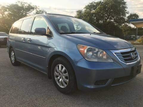 2010 Honda Odyssey for sale at Hi-Tech Automotive - Oak Hill in Austin TX