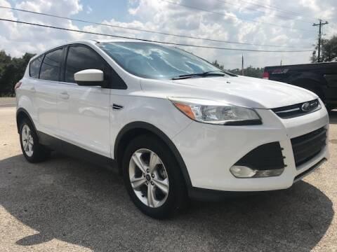 2014 Ford Escape for sale at Hi-Tech Automotive - Oak Hill in Austin TX