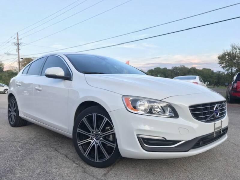 2015 Volvo S60 for sale at Hi-Tech Automotive - Oak Hill in Austin TX