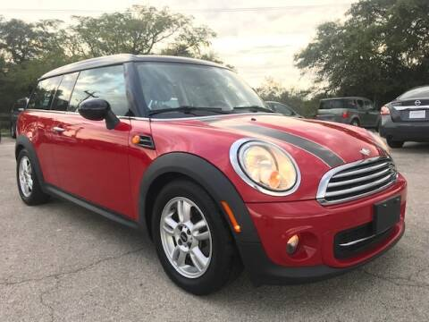 2012 MINI Cooper Clubman for sale at Hi-Tech Automotive - Oak Hill in Austin TX