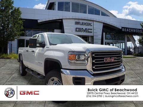 2017 GMC Sierra 2500HD for sale in Beachwood, OH