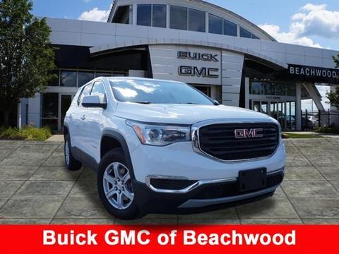 2017 GMC Acadia for sale in Beachwood, OH