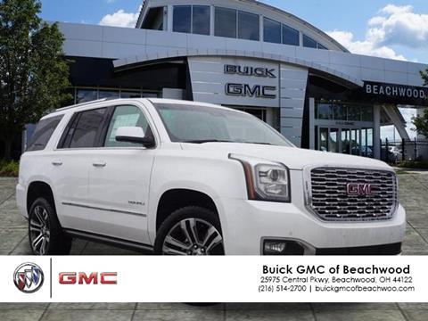 2018 GMC Yukon for sale in Beachwood, OH