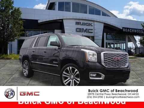 2018 GMC Yukon XL for sale in Beachwood, OH