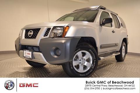 2013 Nissan Xterra for sale in Beachwood, OH