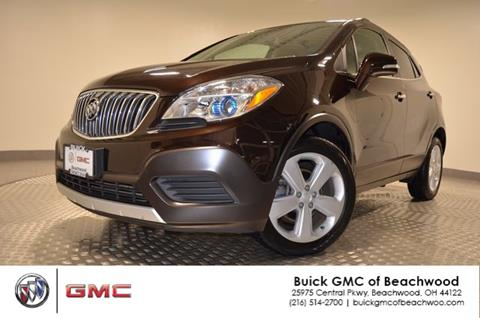 2015 Buick Encore for sale in Beachwood, OH