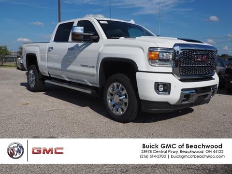 2019 GMC Sierra 2500HD for sale in Beachwood, OH