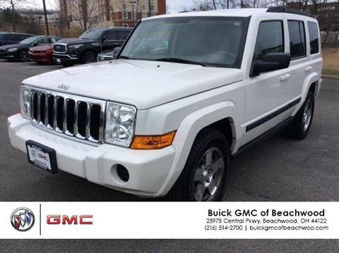 2009 Jeep Commander for sale in Beachwood, OH