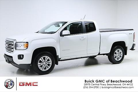 2019 GMC Canyon for sale in Beachwood, OH