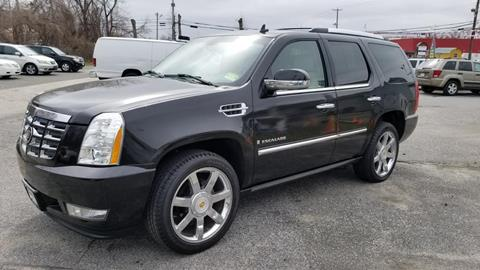 2008 Cadillac Escalade For Sale In New Jersey Carsforsale Com