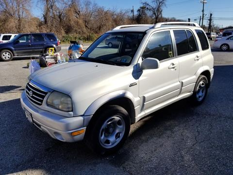 2005 Suzuki Grand Vitara for sale in Williamstown, NJ