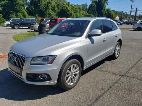 2013 Audi Q5 for sale in Williamstown, NJ