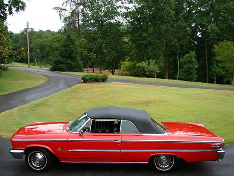 1963 Ford Galaxie 500 for sale in San Luis Obispo, CA
