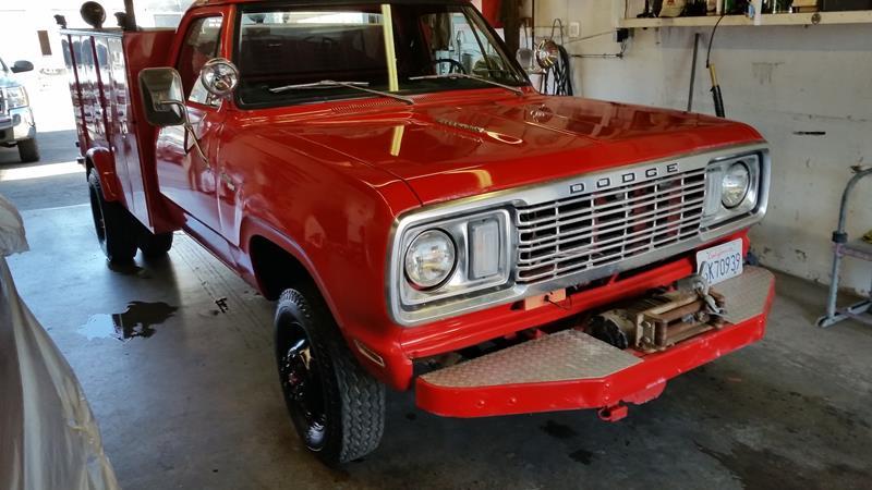1977 Dodge Ram Pickup 1500