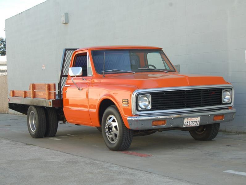 1972 Chevrolet C/K 30 Series