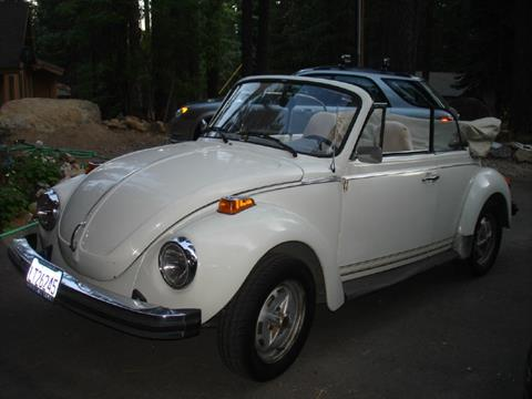 1978 Volkswagen Super Beetle for sale in San Luis Obispo, CA