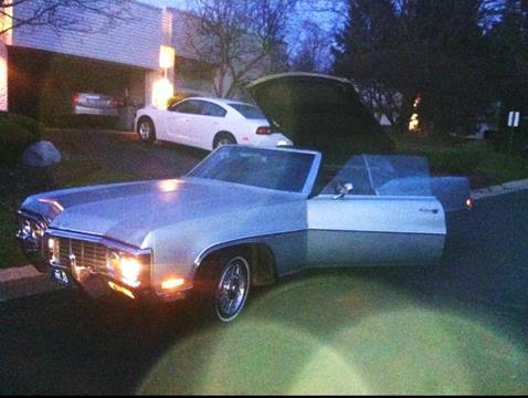 1970 Buick Electra for sale in San Luis Obispo, CA