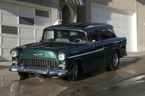 1955 Chevrolet Nomad for sale in San Luis Obispo, CA