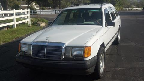 1989 Mercedes-Benz 300-Class for sale in San Luis Obispo, CA