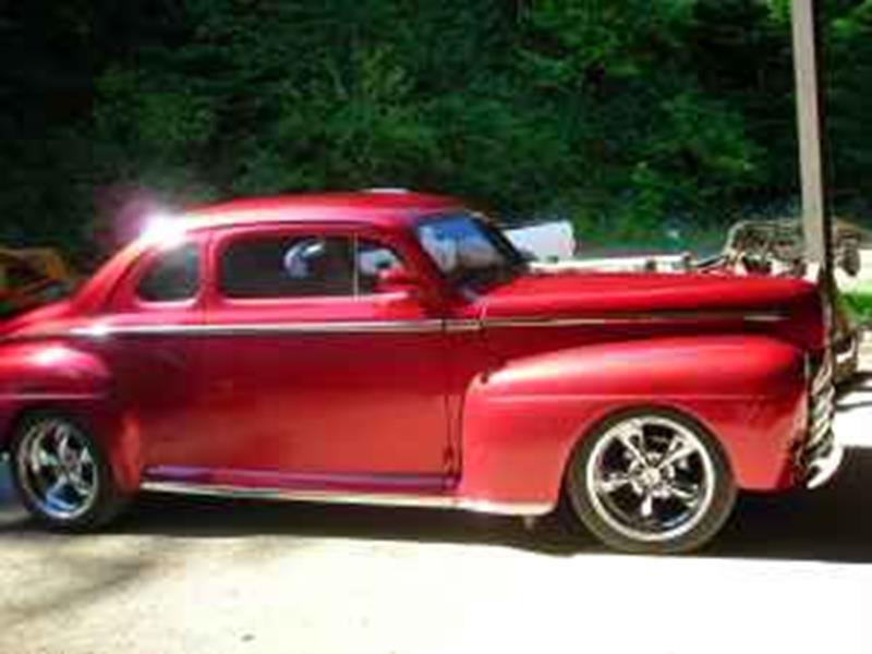 1946 Ford 2 Door HT