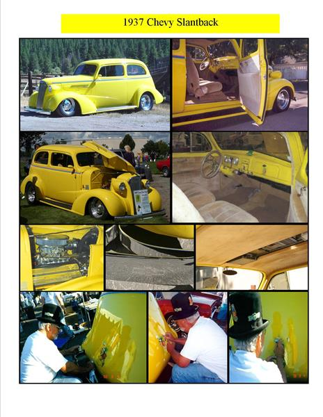 1937 Chevrolet 210