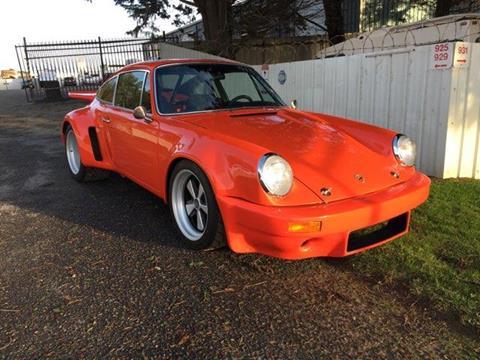 1971 Porsche 911 Carrera