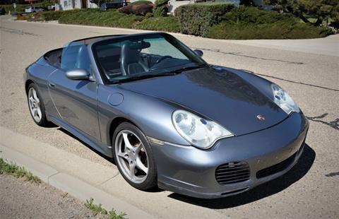 2002 Porsche 911 Carrera for sale in San Luis Obispo, CA