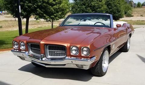 1971 Pontiac Le Mans for sale in San Luis Obispo, CA