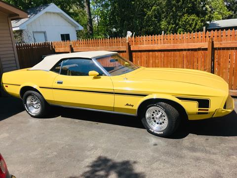 Used 1973 Ford Mustang For Sale In Hialeah Fl Carsforsale Com