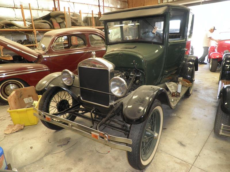 1926 Ford 2 door sedan