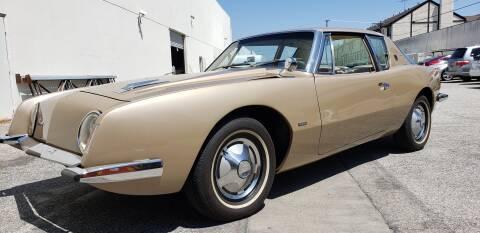 1963 Studebaker Avanti for sale at Classic Car Guy in San Luis Obispo CA