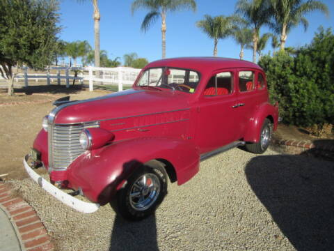 1938 Pontiac Siver Streak for sale at Classic Car Guy in San Luis Obispo CA