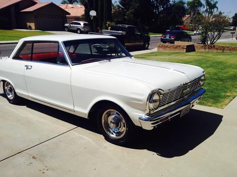1965 Chevrolet Nova for sale in San Luis Obispo, CA