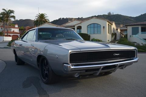 1968 Dodge Charger for sale in San Luis Obispo, CA
