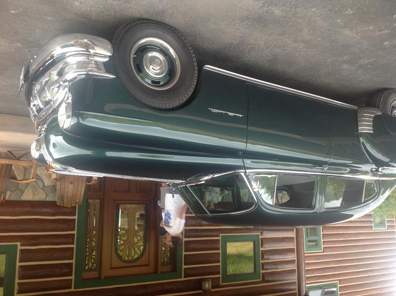 1950 Pontiac Siver Streak