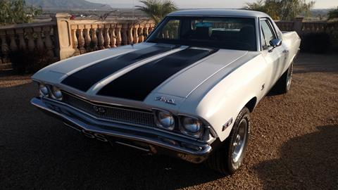1969 Chevrolet El Camino for sale in San Luis Obispo, CA