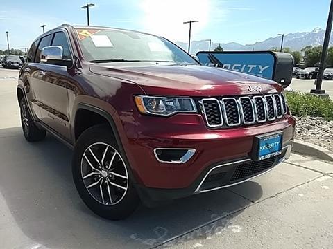 2017 Jeep Grand Cherokee for sale in Draper, UT