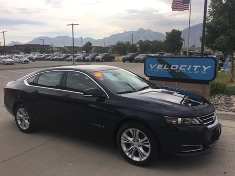 2015 Chevrolet Impala for sale in Draper, UT