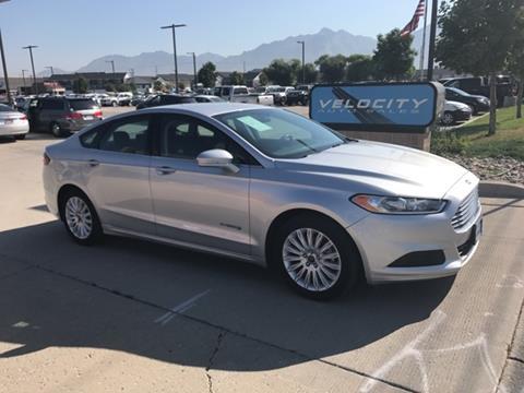 2016 Ford Fusion Hybrid