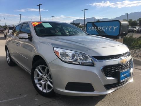 2015 Chevrolet Malibu for sale in Draper, UT
