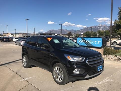 2017 Ford Escape for sale in Draper, UT