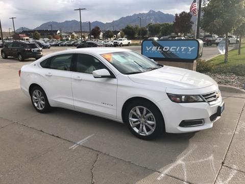 2016 Chevrolet Impala for sale in Draper, UT